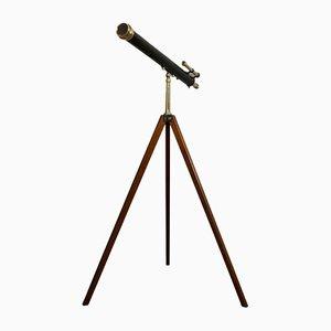 Vintage Teleskop von Broadhurst Clarkson