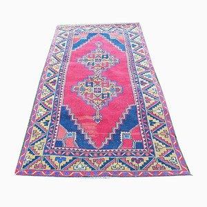 Turkish Oriental Oushak Carpet, 1970s