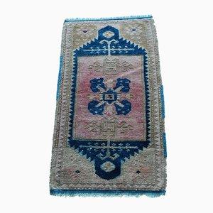Kleiner marokkanischer Teppich, 1970er