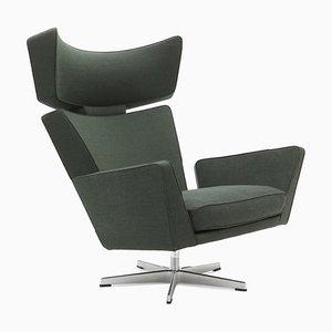 Poltrona Ox di Arne Jacobsen per Fritz Hansen, anni '60