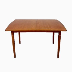 Danish Teak Dining Table from Meredew, 1970s