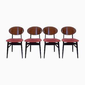 Dining Chairs from Beautillty , 1950s, Set of 4
