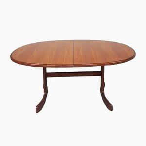 Table de Salle à Manger en Teck de G-Plan, années 70
