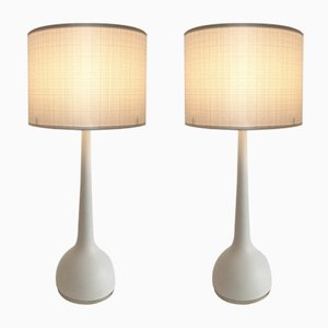 Table Lamps by Hans Agne Jakobsson for Hans-Agne Jakobsson AB Markaryd, 1950s, Set of 2