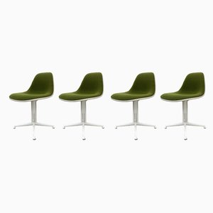 La Fonda Dining Chairs by Charles & Ray Eames for Herman Miller, 1960s, Set of 4