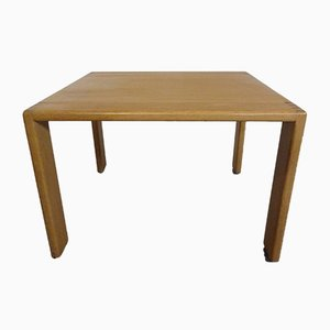 Finnish Oak Coffee Table by Esko Pajamies for Asko, 1960s