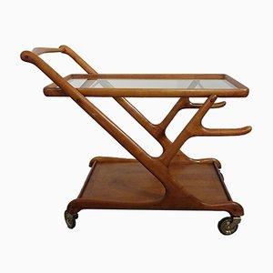 Chariot par Ico Luisa Parisi pour De Baggis, Italie, 1950s