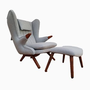 Danish Lounge Chair by Svend Skipper for Skipper, 1960s