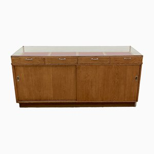 Mueble vintage de joyería de Walter Schiefer, años 50