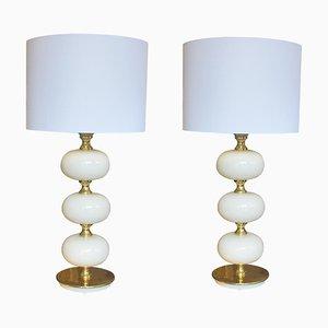 Lampes de Bureau par HENRIK BLOMQVIST pour Tranås Stilarmatur, 1960s, Set de 2