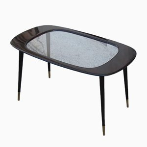 Table Basse en Acajou par Paolo Buffa, 1960s