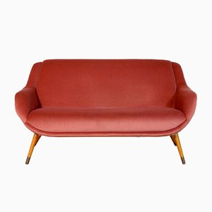 Vintage Cocktail Sofa, 1960s