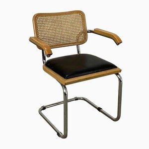 Vintage Nr. B64 Schreibtischstuhl von Marcel Breuer für Thonet