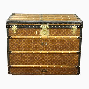 Meuble de Rangement Antique par Louis Vuitton pour Louis Vuitton