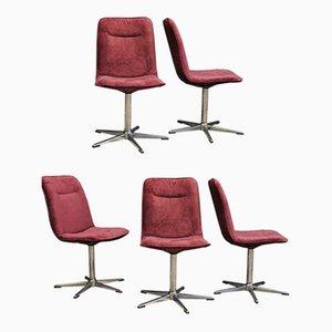 Vintage Sessel, 1960er, 5er Set