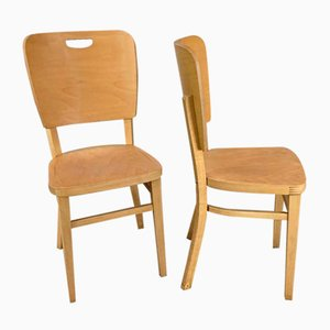 Vintage Dining Chairs, Set of 15