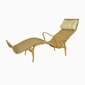Penilla Lounge Chair by Bruno Mathsson for Firma Karl Mathsson, 1960s