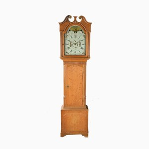 Antique Oak Clock