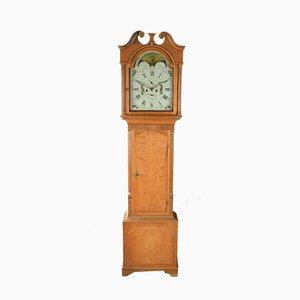 Reloj antiguo de roble