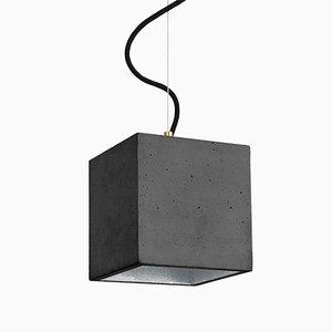 Lámpara colgante [B5] cúbica grande de GANTlights