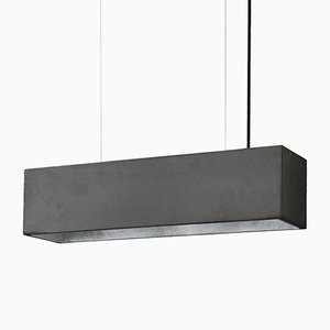 [B4] Rectangular Pendant Light from GANTlights
