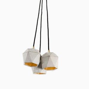 Lampe à Suspension [T2] Triangulaire - Bundle de GANTlights