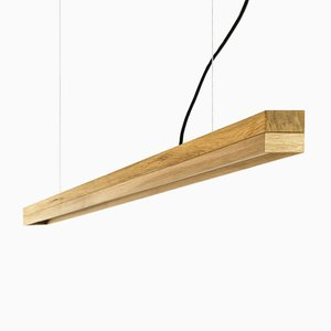 [C3o]Oak Wood & Oak Pendant Light from GANTlights