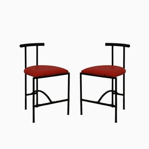 Tokio Stühle von Rodney Kinsman für Bieffeplast, 1980er, 2er Set