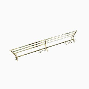 Art Deco French Coat Rack