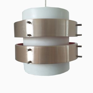 Danish Pendant Lamp, 1970s