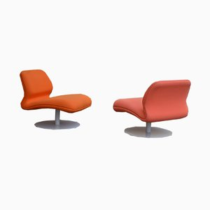 Model Attitude Lounge Chairs by Morten Voss for Fritz Hansen, 2007, Set of 2