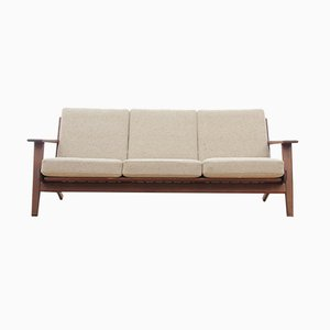 Scandinavian Model GE290 Sofa by Hans J. Wegner for Getama, 1950s