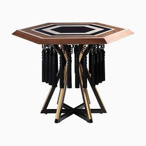 Table Héxagonale par Estemporaneo