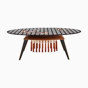 Tavolo ovale di Estemporaneo