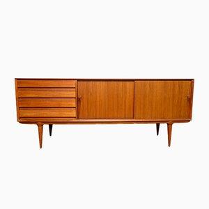 Dänisches Modell 18 Sideboard aus Teak von Omann Jun, 1960er