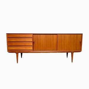 Danish Teak Model 18 Sideboard from Omann Jun, 1960s