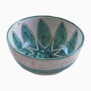 Ceramic Bowl from Vallauris, 1950s