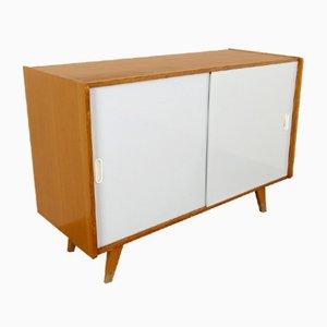 Vintage Wooden Sideboard by Jiří Jiroutek for Interier Praha, 1960s