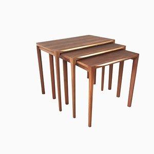 Tables Gigognes par Rex Raab pour Wilhelm Renz, 1960s