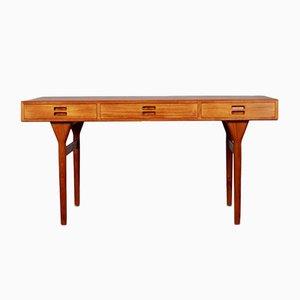 Mid-Century Danish Desk by Nanna Ditzel for Søren Willadsen Møbelfabrik
