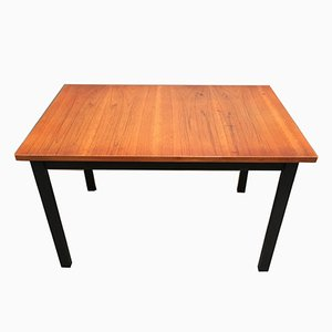 Scandinavian Modern Teak Dining Table from Asko, 1950s