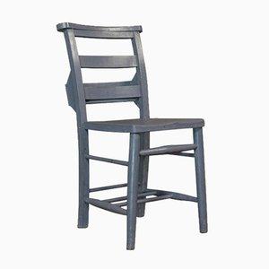 Antique Victorian Beech Side Chair