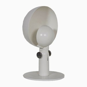 Modell Cuffia Tischlampe von Francesco Buzzi Ceriani für Bieffeplast, 1969