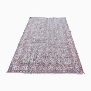 Türkischer Vintage Teppich aus Wolle & Baumwolle, 1970er