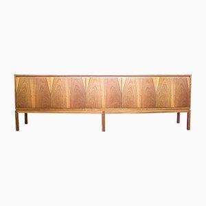 Großes minimalistisches Sideboard aus Palisander, 1960er