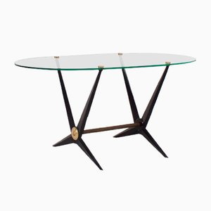 Table Basse par Angelo Ostuni, Italie, 1950s