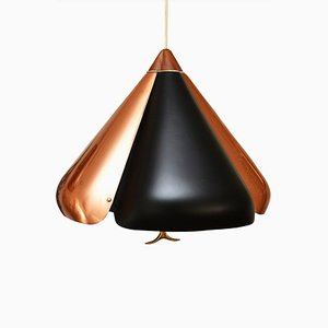 Lámpara de techo danesa de Fog & Mørup, años 50