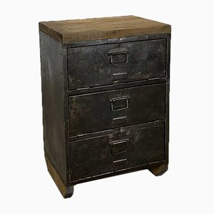 Small Antique No. 15 Military Cabinet