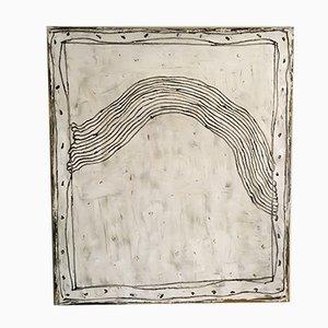 Olio su tela di J. Hernandez Pijoan, 2001