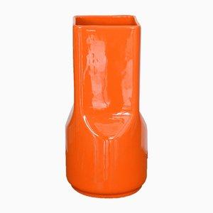 Italienische Vase von Studio O.P.I für Gulls, 1967